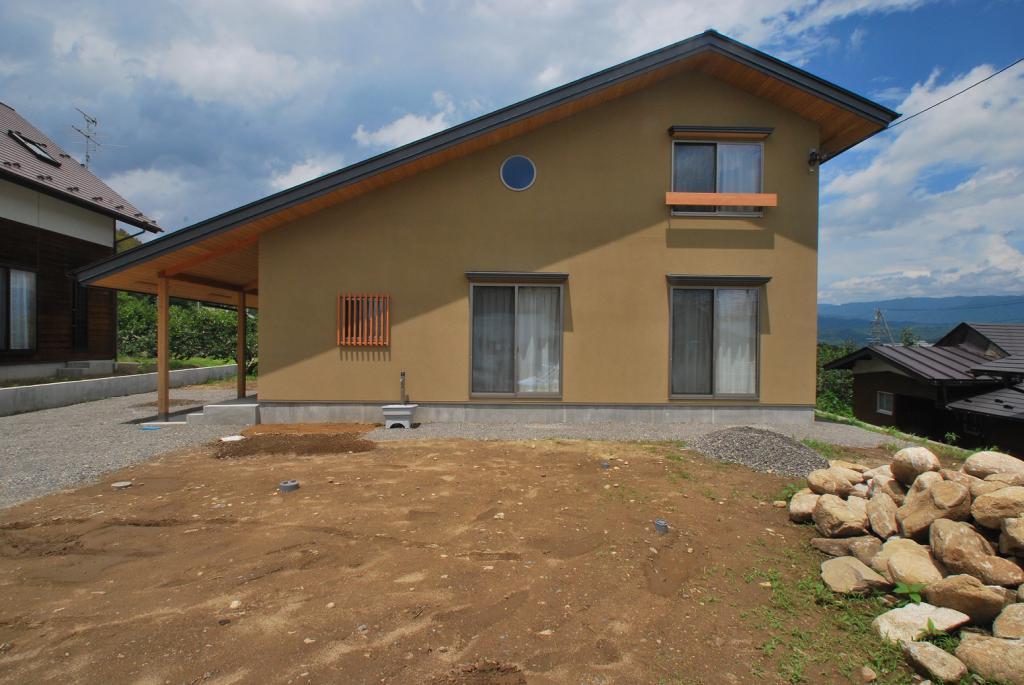 南信州の家