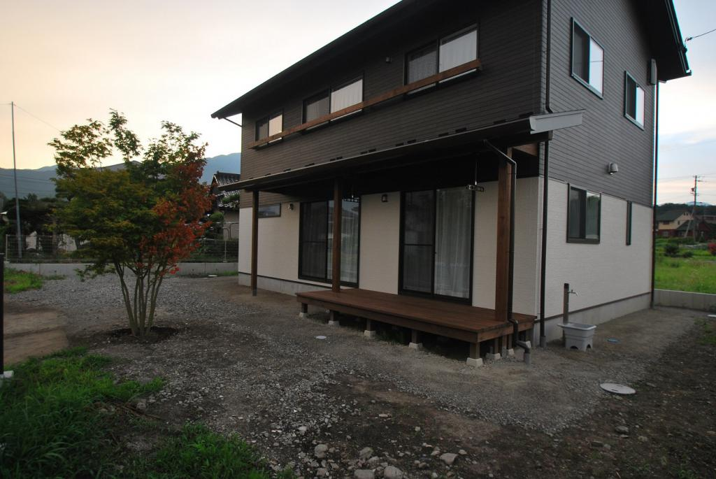 西箕輪の家