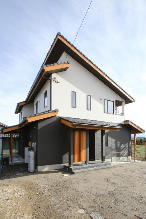 賑やかに暮らす二世帯住宅